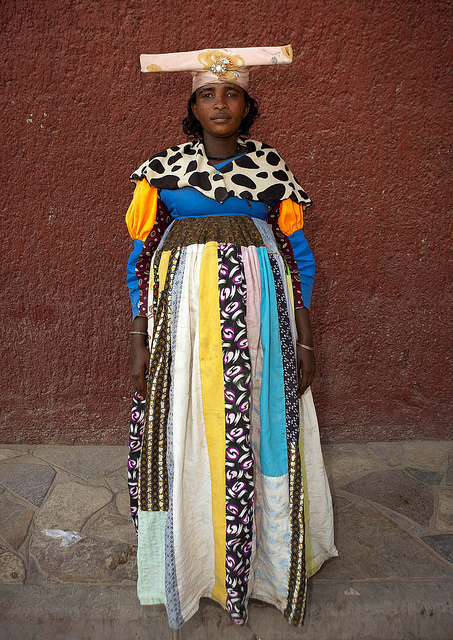 MISS BETOMUNDO, HERERO TRIBE
